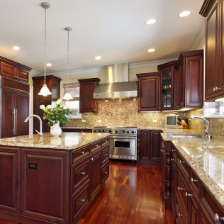 Kitchen & Bathroom Cabinetry